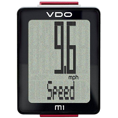 VDO M1 Cycle Componentuter – Schwarz, zutreffend