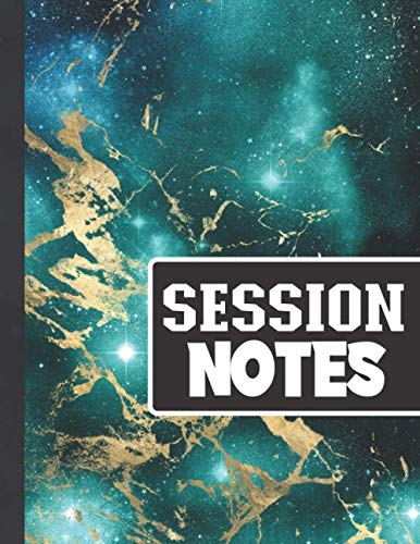 Session Notes For Therapist: A Journal For Therapists To Keep Record Of Client ID, Session No., Date, Next Session - Client Appointments Tracker - ... & Progress Logbook - Gifts For Therapists