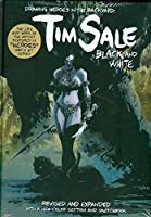 Drawing Heroes in the Backyard: Tim Sale Black and White