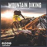 mountain biking 2021 Calendar: 18 Month Calendar 2021