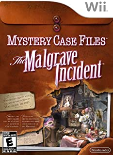 mystery case files full