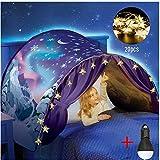 Dream Tents - Tente de Lit Enfants Tente Playhouse de Tente Apparaitre Intérieure Enfant Jouer Tentes Cadeaux de Noël pour...