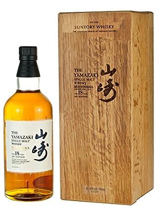 Yamazaki - Mizunara Oak Cask 2017 Edition - 18 year old Whisky