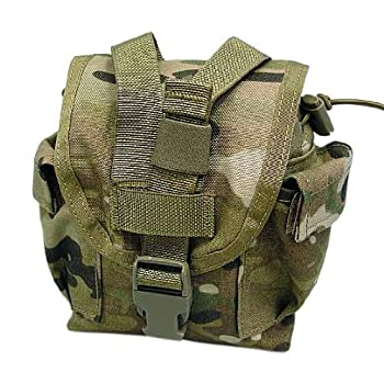 Flyye Canteen Pouch Ver FE MOLLE MultiCam