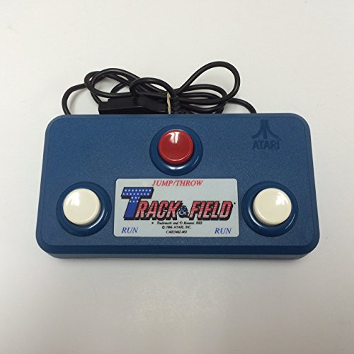 Track and Field controller for atari 2600