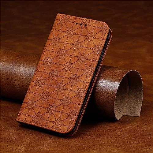 RZL Teléfono móvil Fundas Para iPhone 12 pro max MINI, cubierta de cuero de lujo del tirón del titular de la tarjeta magnética soporte del teléfono Para el iPhone SE 2020 11 Pro X XR XS Max 8 7 6 6s P