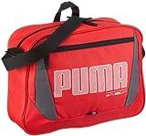 PUMA - Bolsa de Acampada y Senderismo, tamaño 40.5 x 30 x 12 cm, Color Rojo