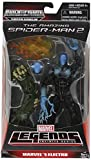 Hasbro Marvel 's Electro Legends Series The Amazing Spider-Man 2