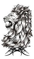 (ファンタジー) TheFantasy タトゥーシール タトゥーシール ライオン 獅子 hm1134【レギュラー】