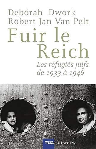 Fuir le Reich: Les réfugiés juifs 1933-1946