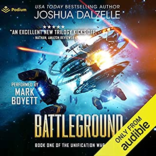 Battleground cover art