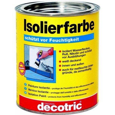 Decotric Isolierfarbe NEU OVP Inhalt: 750 ml