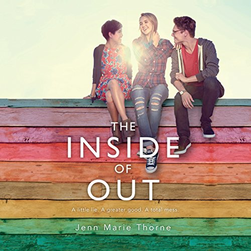 The Inside of Out audiobook cover art