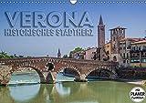VERONA Historisches Stadtherz (Wandkalender 2019 DIN A3 quer): Reizvolle Ansichten aus der Altstadt (Geburtstagskalender, 14 Seiten ) (CALVENDO Orte) - Melanie Viola