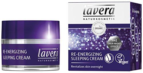 lavera Re-Energizing Sleeping Cream