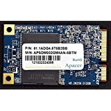 Apacer アペイサー APSDM032GM4AN-6BTM mSATA 32GB SSD mSATA 32GB 東芝チップ搭載 MLC制御 産業用 バルク品 Sequential R/W (R:375MB/s W:100MB/s)