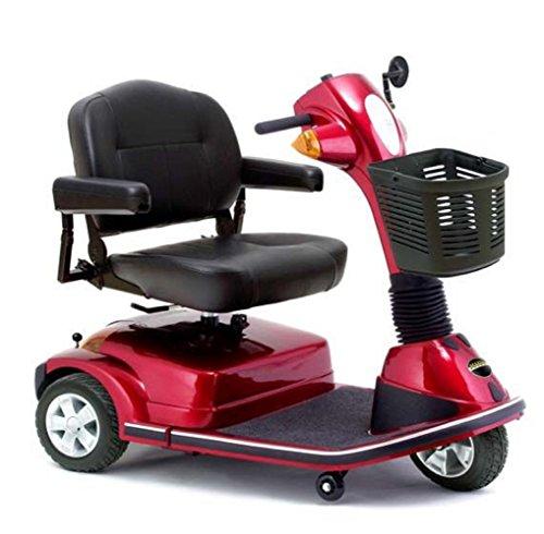 Sale!! Pride Mobility SC900 Maxima 3 Wheel - Red
