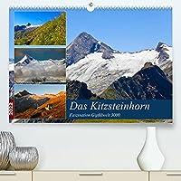 Das Kitzsteinhorn (Premium, hochwertiger DIN A2 Wandkalender 2022, Kunstdruck in Hochglanz): Faszination Gipfelwelt 3000 am Kitzsteinhorn (Monatskalender, 14 Seiten )