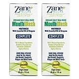 Zane Hellas MouthWash. Rincer oralement avec de l'huile d'origan. Idéal pour la gingivite, la plaque, la bouche sèche et la mauvaise haleine. Sans alcool et sans fluorure. 60ml