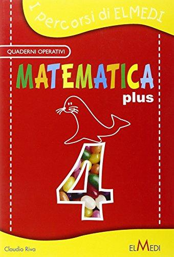 Matematica plus. Per la 4ª classe elementare