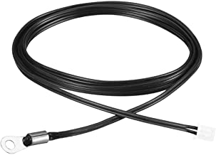 uxcell 10K NTC Thermistor Probe 39.4 Inch Sensitive Temperature Temp Sensor for Air Conditioner