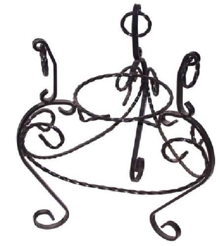 Pot en fer battu Modèle Baroque