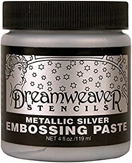 Stampendous Dreamweaver Silver Embossing Paste