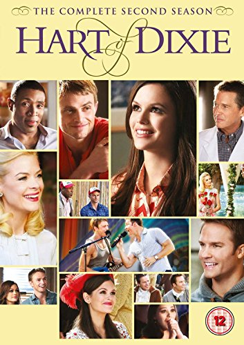 Hart of Dixie-Season 2 [DVD-AUDIO]