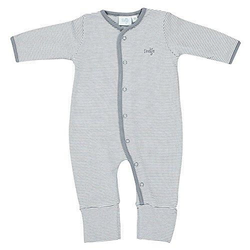 Feetje - Salopette - Manches Longues - Bébé (garçon) 0 à 24 Mois - Gris - 50 cm