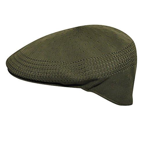 Kangol Headwear Tropic Ventair 504 Casquette Plate, Vert (Army Green), Medium (Taille Fabricant:M) Homme