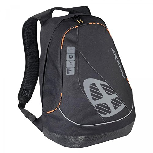 Ixon X LIGHT - Mochila para moto, color negro