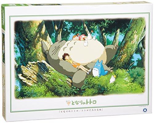 Ensky Ensky My Neighbor Totoro Sleeping on Tree Jigsaw Puzzle (1000 Pieces) 1000-215 Puzzle by ensky