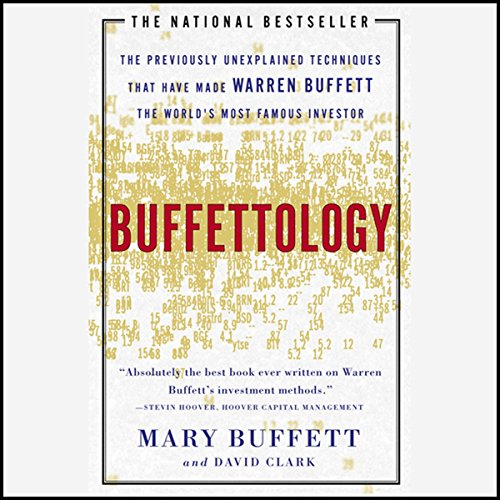 Buffettology cover art