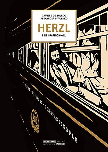Herzl - Eine europäische Geschichte: Graphic Novel