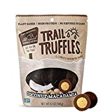 Healthy and delicious energy bites: with a chewy, brownie-like outer shell and nut-butter filling, these all-natural, plant-based protein bites use Nature's superfoods while providing a rich, dark chocolate flavor. No Sugar crash: Trail Truffles are ...