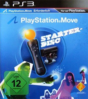 Preisvergleich Produktbild Playstation 3 Move Starter Disc
