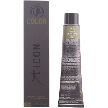 Icon Ecotech Natural Color 7.3 Medium Golden Blonde Tinte - 60 ml (8436533671912)