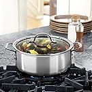 Calphalon Tri-Ply Stainless Steel Cookware, Dutch Oven, 5-quart #1