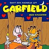 Garfield Calendar 2022: CARTOON OFFICIAL Calendar 2022-2023 ,Calendar Planner 2022-2023 with High Quality Images