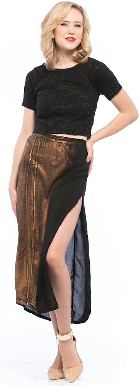 bluee Life High Side Slit Skirt Size XS