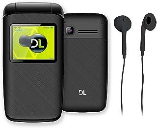 Celular Dl Yc330 Acompanha Fone P2 C/Microfone Citysound M2