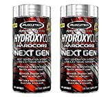 MuscleTech Hydroxycut Hardcore Next Gen, Scientifically Tested Weight Loss and Energy, Weight Loss Supplement, 200 Capsules
