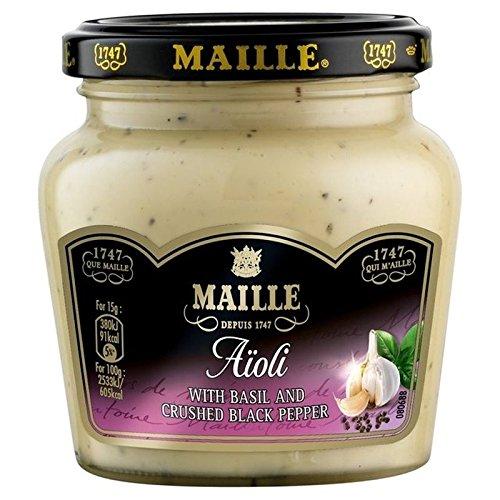 Maille Salsa Aioli 200 g (2er-Pack)