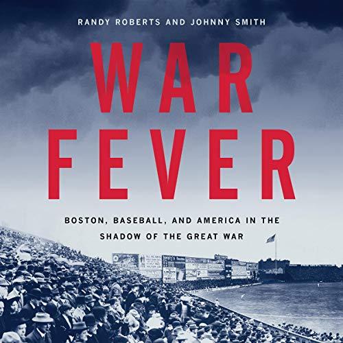 War Fever audiobook cover art