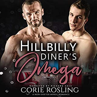 Hillbilly Diner's Omega     Sugar Beach, Book 1              By:                                                                                                                                 Corie Rosling                               Narrated by:                                                                                                                                 Richard Sack                      Length: 3 hrs and 33 mins     15 ratings     Overall 3.7