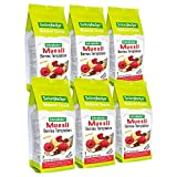 Seitenbacher Muesli #2 Berries Temptation, 16 Ounce (6-Pack)