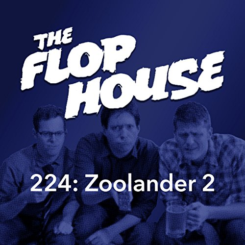 224: Zoolander 2 audiobook cover art