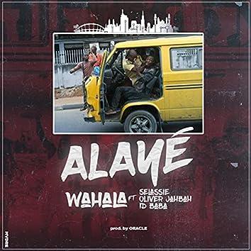 ALAYE (feat. Oliver Jahbah & I.D.)