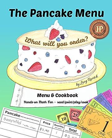 The Pancake Menu