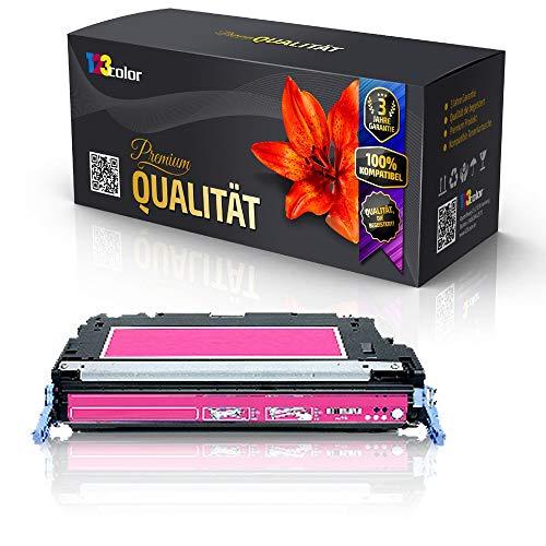Print-Klex Alternative Tonerkartusche für HP Color LaserJet 3600 Color LaserJet 3600 DN Color LaserJet 3600 N Color LaserJet 3600 Series Q6473A Q-6473 Magenta Rot